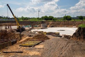 Реконструкция очистных сооружений сточных вод