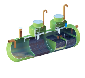 Очистные сооружения ливневых сточных вод