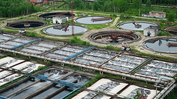 Канализационные очистные сооружения для вашего города