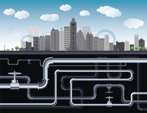 городская канализация