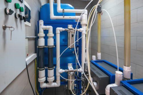 Использование озонирования для очистки воды